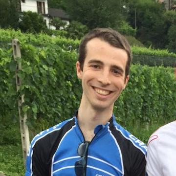 Gian, 25, Lausanne, Switzerland