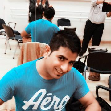 Rahul  Verma, 30, Dubai, United Arab Emirates