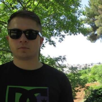 Alexander, 27, Madrid, Spain