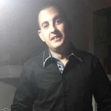 Alvaro, 35, Getafe, Spain