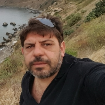 Francesco Cusumano, 45, Firenze, Italy
