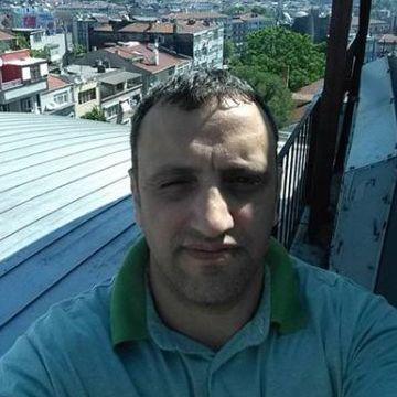 Markar Uluk, 41, Istanbul, Turkey
