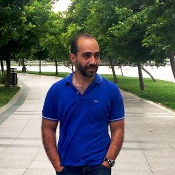 Mesut Aytan, 31, Istanbul, Turkey