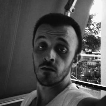Adamo Manzo, 41, Gallarate, Italy