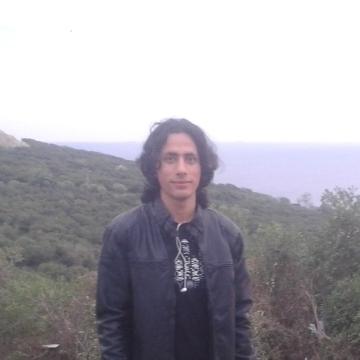 Yasser Sy, 23, Istanbul, Turkey
