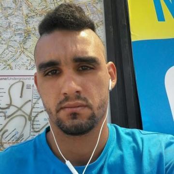 Gilmar Cipriani, 30, Rome, Italy