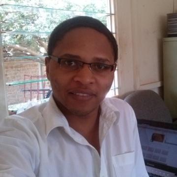 Alpha, 28, Nairobi, Kenya
