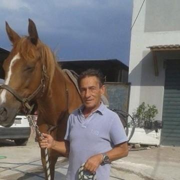 Franco Caracciolo, 64, Taranto, Italy