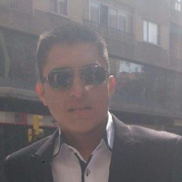 Miguel Ramos Ramirez, 34, Huesca, Spain