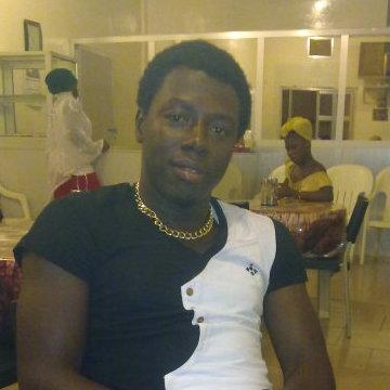 Nfamara Touray, 31, Banjul, Gambia
