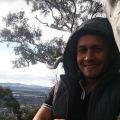 David Escobar, 31, Quito, Ecuador