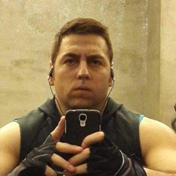 Orkun, 34, Istanbul, Turkey