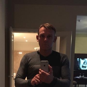 Martin Smyth, 43, Prague, Czech Republic