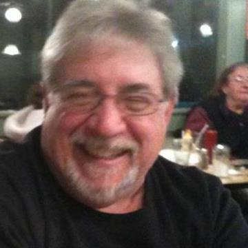 Thomas Roberts, 63, Buffalo, United States