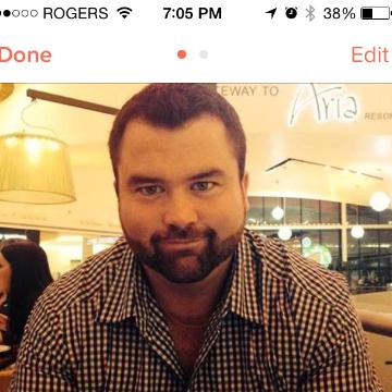 Harry, 29, Calgary, Canada