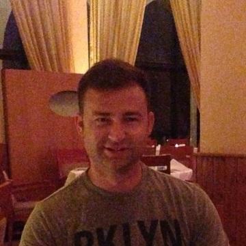 Erdem Arikan, 36, Istanbul, Turkey