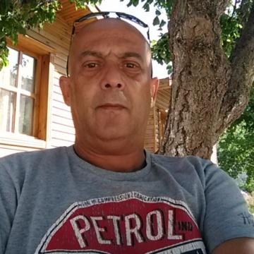 Serdar Kalkan, 49, Istanbul, Turkey
