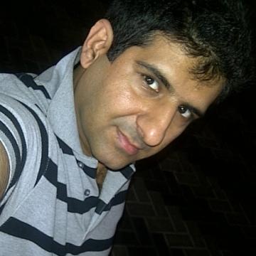 Javed Shaikh, 38, Dubai, United Arab Emirates