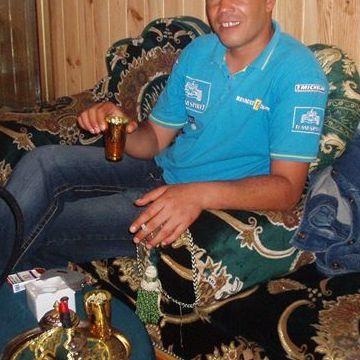 Sami Mellah, 39, Tarragona, Spain