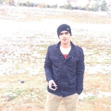 Ahmad Abdallah, 23, Bisha, Saudi Arabia