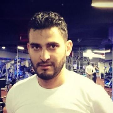 Abdalrahim, 33, Istanbul, Turkey