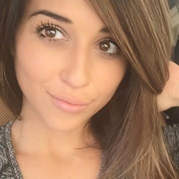 Sarah Moran, 26, Dallas, United States