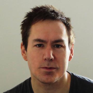Ross Maclaren, 51, London, United Kingdom