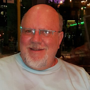 Terry, 60, Johannesburg, South Africa