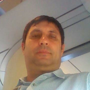Miguel Cordoba, 50, Girona, Spain