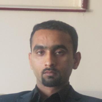 Asim Khokhar, 31, Montfermeil, France