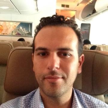 Danny, 36, Dubai, United Arab Emirates