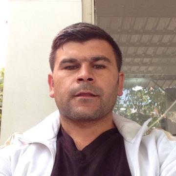Sinan, 33, Istanbul, Turkey