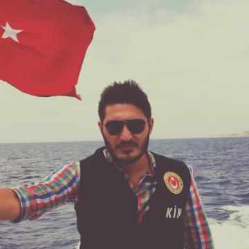 Adem, 29, Izmir, Turkey