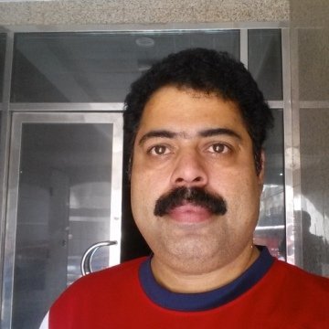 manu nair, 44, Kannur, India