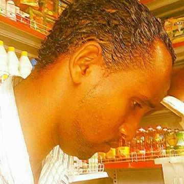 mohamed Adan, 27, Luanda, Angola