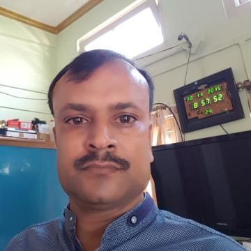 Ajit Chandgothia, 37, Kolkata, India