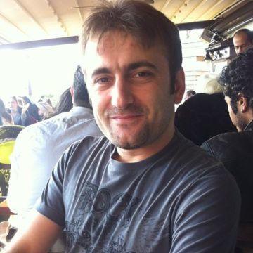 Mustafa Ozcakir, 39, Istanbul, Turkey
