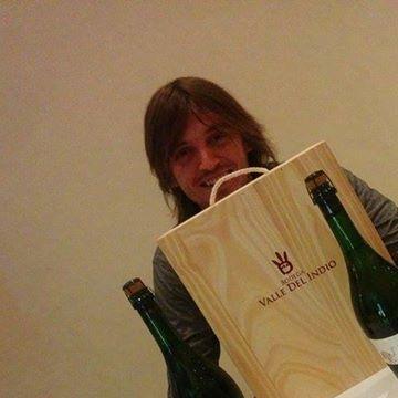 Adrian Curcio, 34, Mendoza, Argentina
