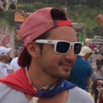 Diego, 32, Santiago, Chile