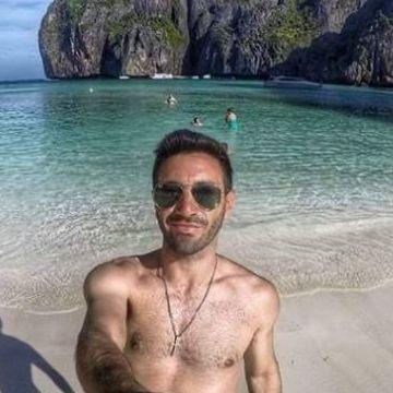 Leandro Mazzuquini, 29, Berisso, Argentina