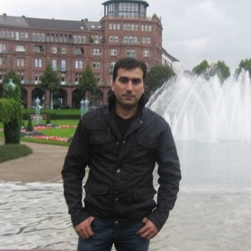 Emin, 40, Mannheim, Germany