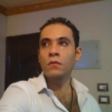 ahmed Hassan , 38, Cairo, Egypt