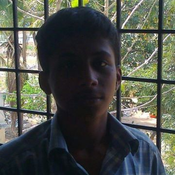 Chandru Csk, 21, Chennai, India
