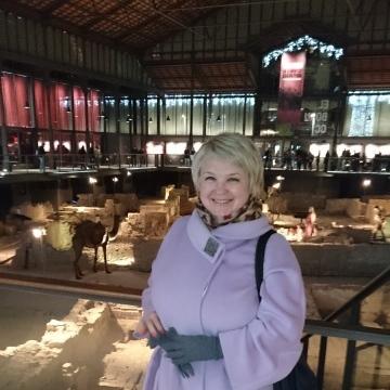 Olga, 45, Saint Petersburg, Russia