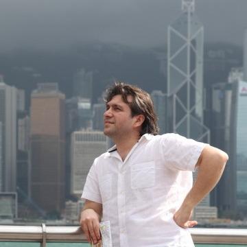 OSMAN YILDIRIM, 36, Istanbul, Turkey