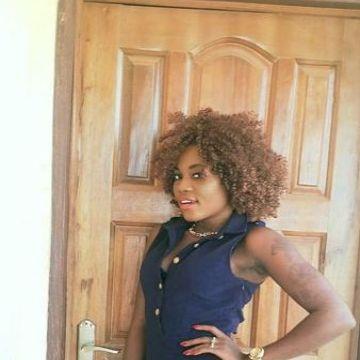 isadora Achor, 24, Accra, Ghana