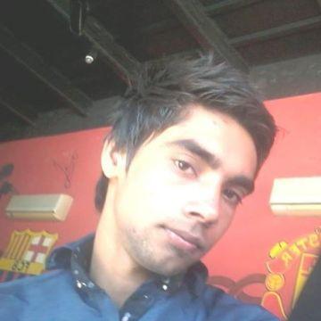 Muhammad Haris Salamat, 21, Lahore, Pakistan