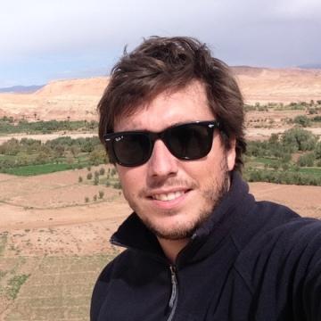 Francisco, 30, Barcelona, Spain