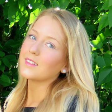 Nicolina Lööf, 19, Vasteras, Sweden