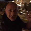 Francesco Romanucci, 34, Caserta, Italy